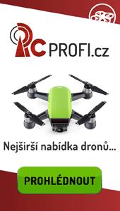 Nejširší nabídka dronů!