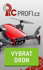 Nejširší nabídka dronů, to je RC Profi